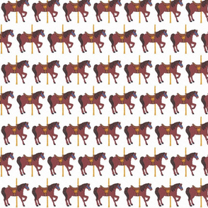 carasoul horse