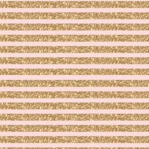 Sparkle Stripe Glitter on pink! 2014