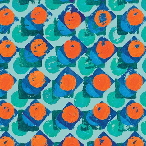 Rrtriangles_and_spots_in_blues_and_orange_plus_light_seagreen_shop_preview