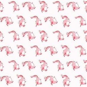 Running Bunny (pink)