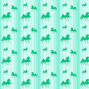 Horses-green_stripe-smaller