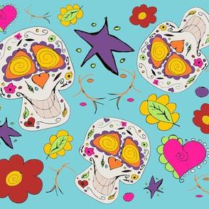 Calaveras Skulls