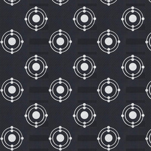 Atomic Carbon Textured