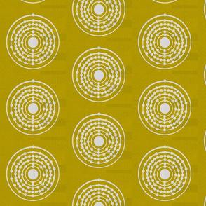 Atomic Gold Textured