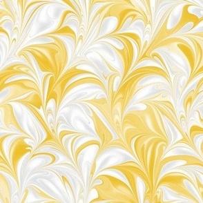 Banana-White-Swirl