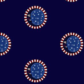 S.D. American Moon