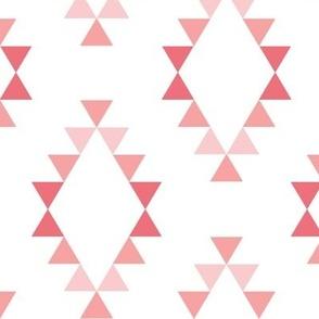 Aztec Ombre Pink