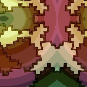 Geometric Swirls