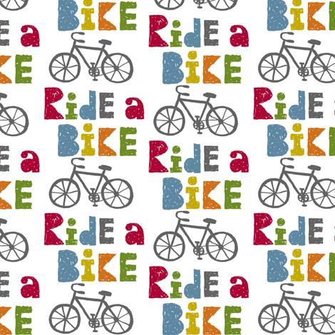 Ride A Bike Sketchy too