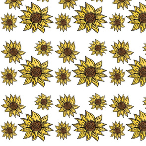 Sunflower_Fabric