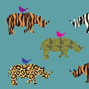 rhinos identity crisis