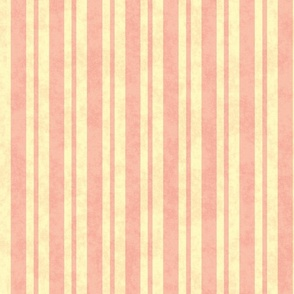 Harland Vintage Stripes Rose