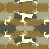 Camo Deer