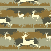 Camo Deer-stripes