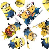 Large Toss Minions