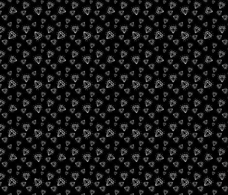 diamond_pattern_ fabric by kostolom3000 on Spoonflower - custom fabric