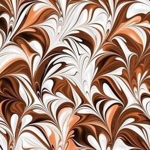 Carrot-White-Swirl