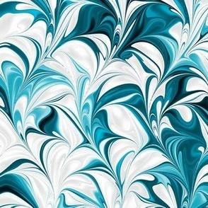 Cascade-White-Swirl