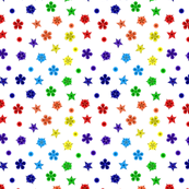 Rainbow flowerpower