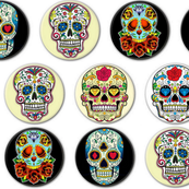 skull mania mexican