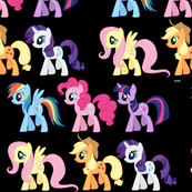 sweet poney montage