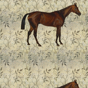 William Morris' Jasmine Horse