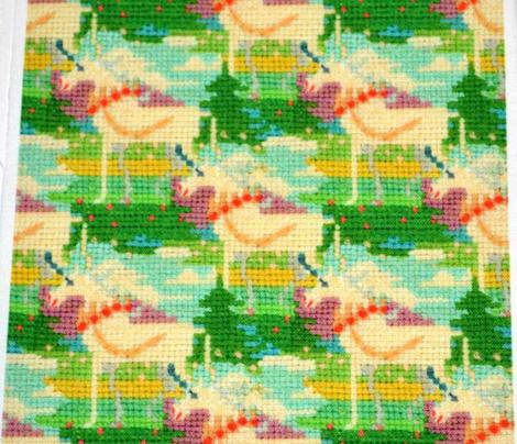 Unicorn Cross-stitch