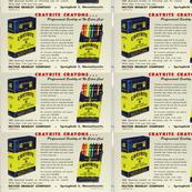 Crayon Advertisement