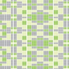 grey-green matrix