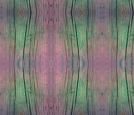 rainbow aged wood