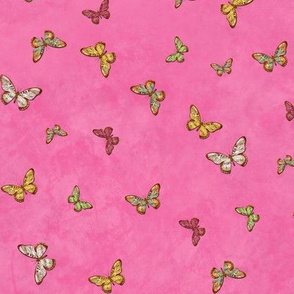 Dreamy Butterfly Serenade