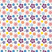 Pantone Flowers