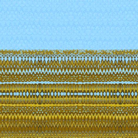 Sandy Beach fabric by joonmoon on Spoonflower - custom fabric