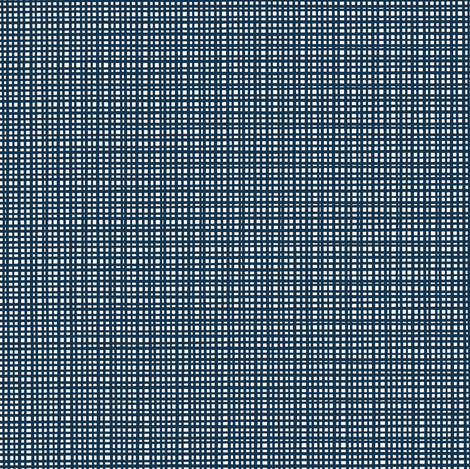 Crosshatch - Navy