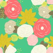 Summertime floral