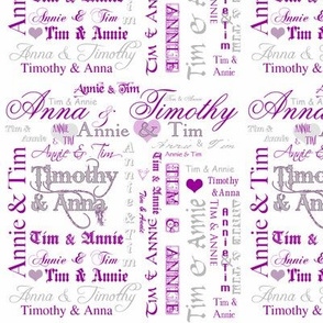 Annie and Tim