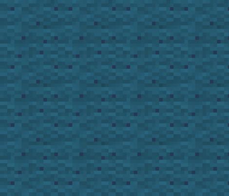 Teal Wool - Medium fabric by elsielevelsup on Spoonflower - custom fabric