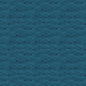 Minecraft Teal Wool - Medium
