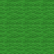 Minecraft Lime Green Wool - Small