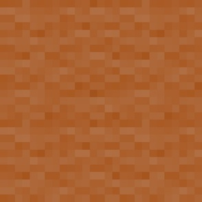 Minecraft Orange Wool - Large