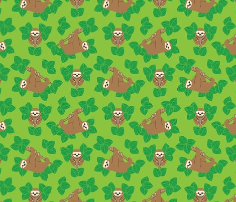 Stanley_sloth_spoonflower_shop_preview