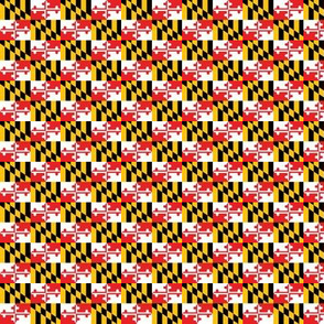 MD Flag Maryland Smaller