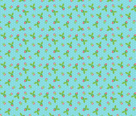 Ditsy Dot Floral