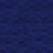 Dark Blue Wool - Extra Large