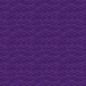 Minecraft Purple Wool - Medium