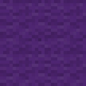 Minecraft Purple Wool - Large