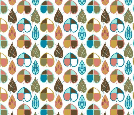 Organic_leaves_spoonflower_shop_preview
