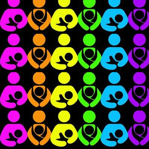 babywear-bf rainbow