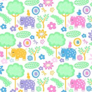 Candy Rhinos