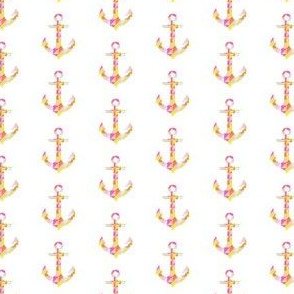 Geometric Pastel Anchor